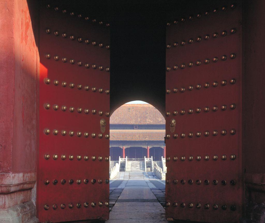 国际资讯_午门 - 故宫博物院
